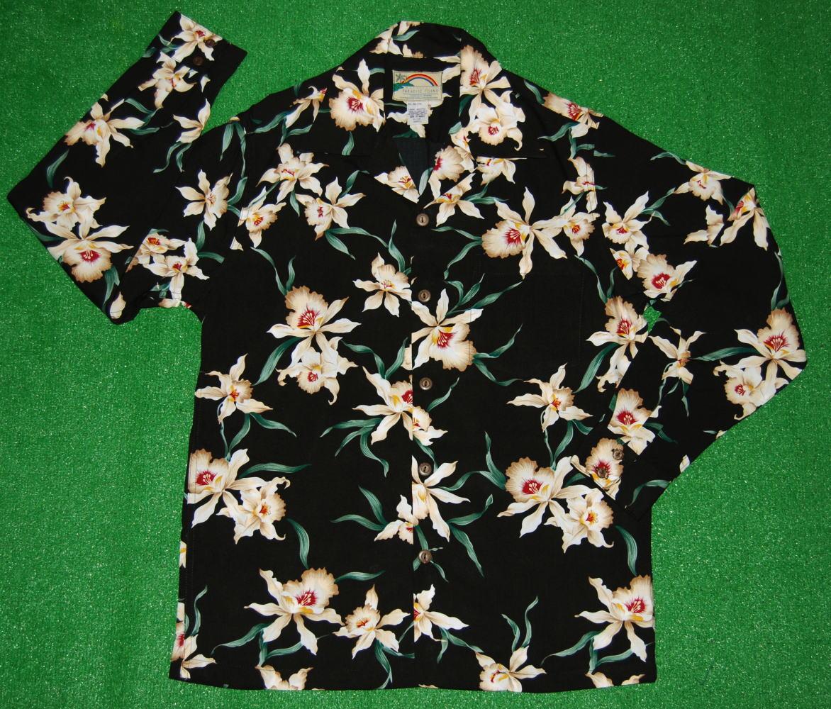 アロハシャツ PF007