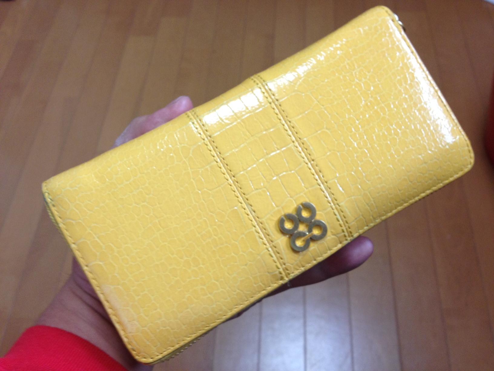 アロハシャツ屋の財布2012