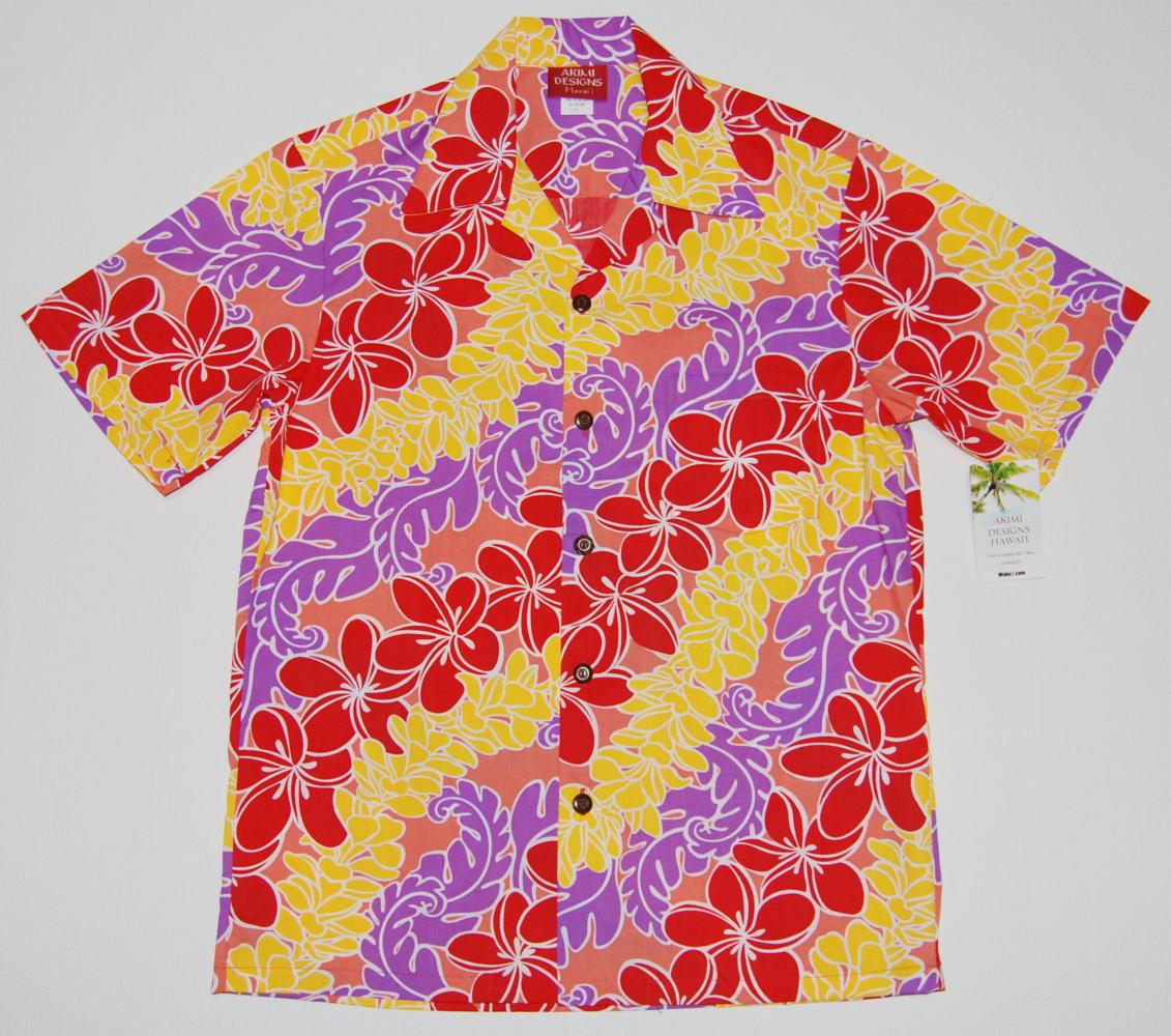 アロハシャツ AK199