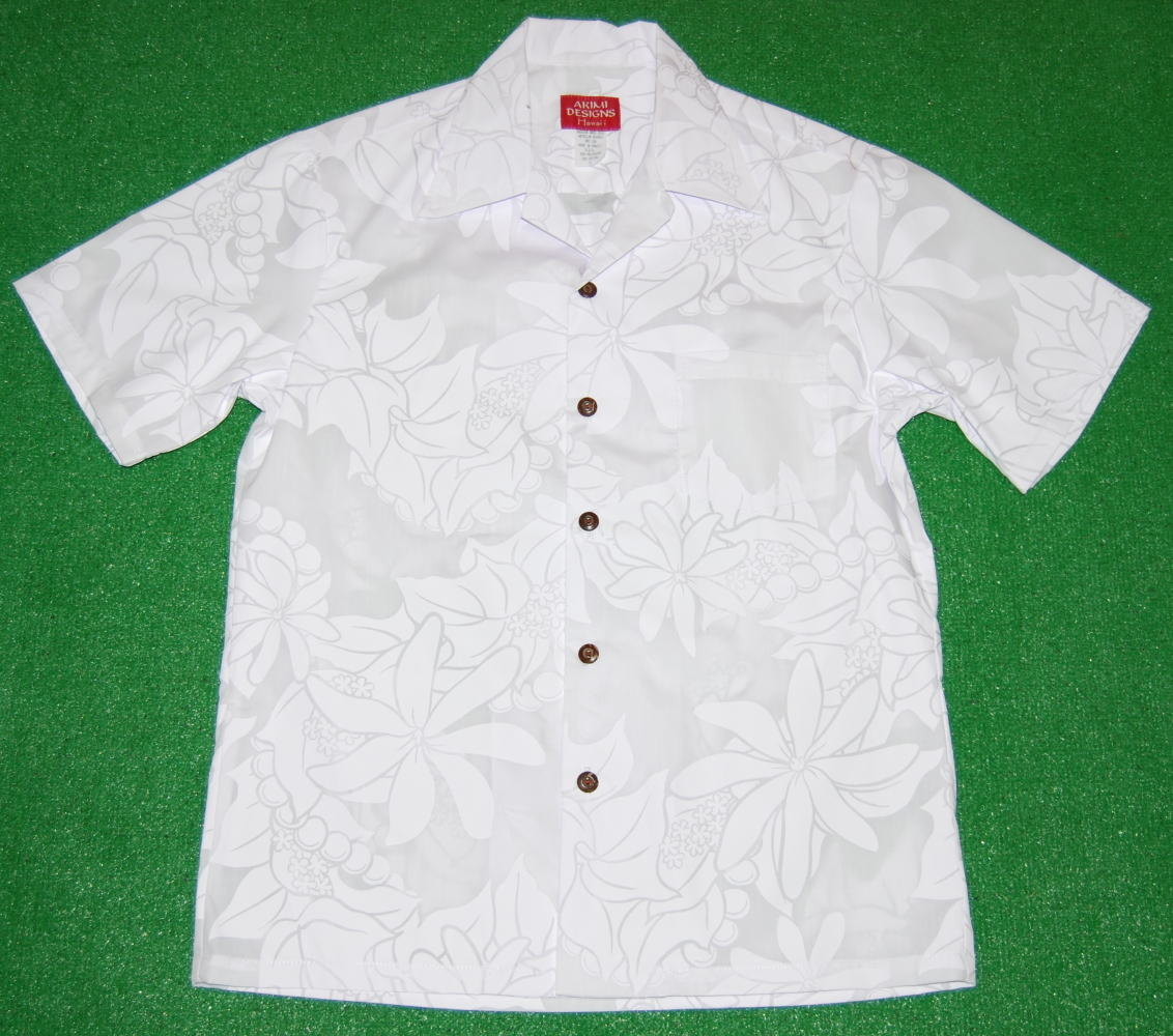 アロハシャツ AKW102