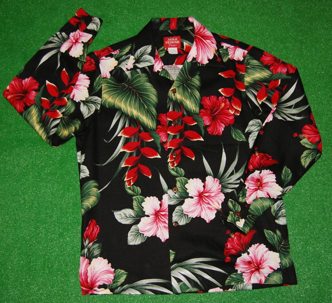 アロハシャツ ALONG039