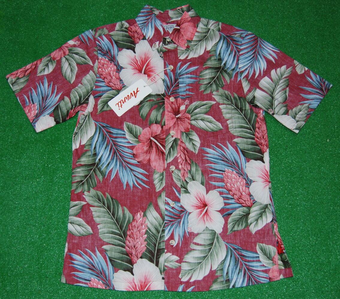 アロハシャツ AVC019