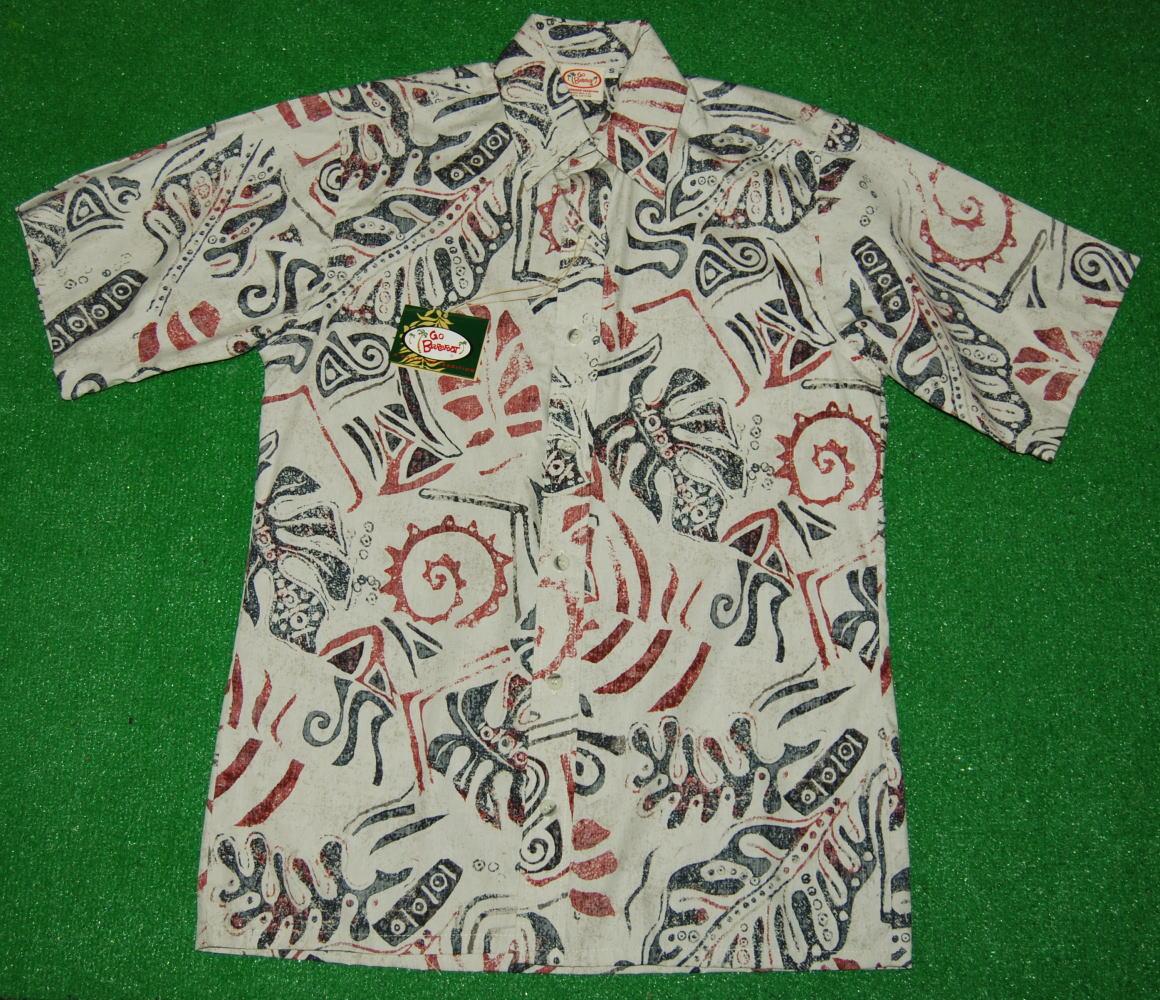アロハシャツ GB037