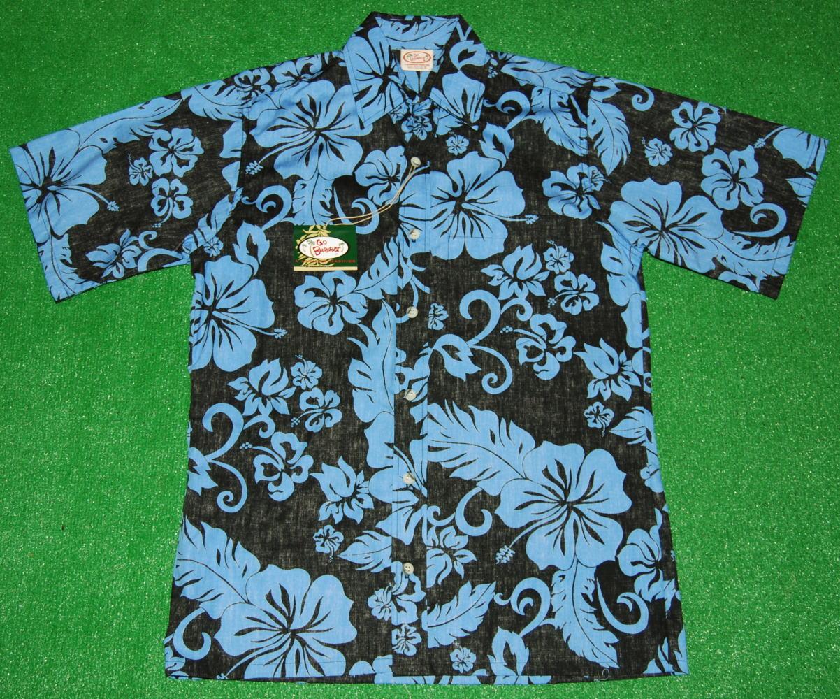 アロハシャツ GB038