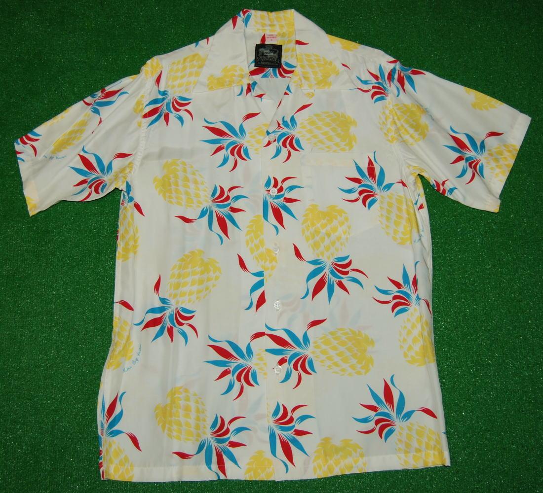アロハシャツ KB013