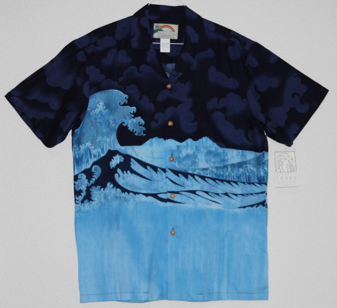 アロハシャツ PF098