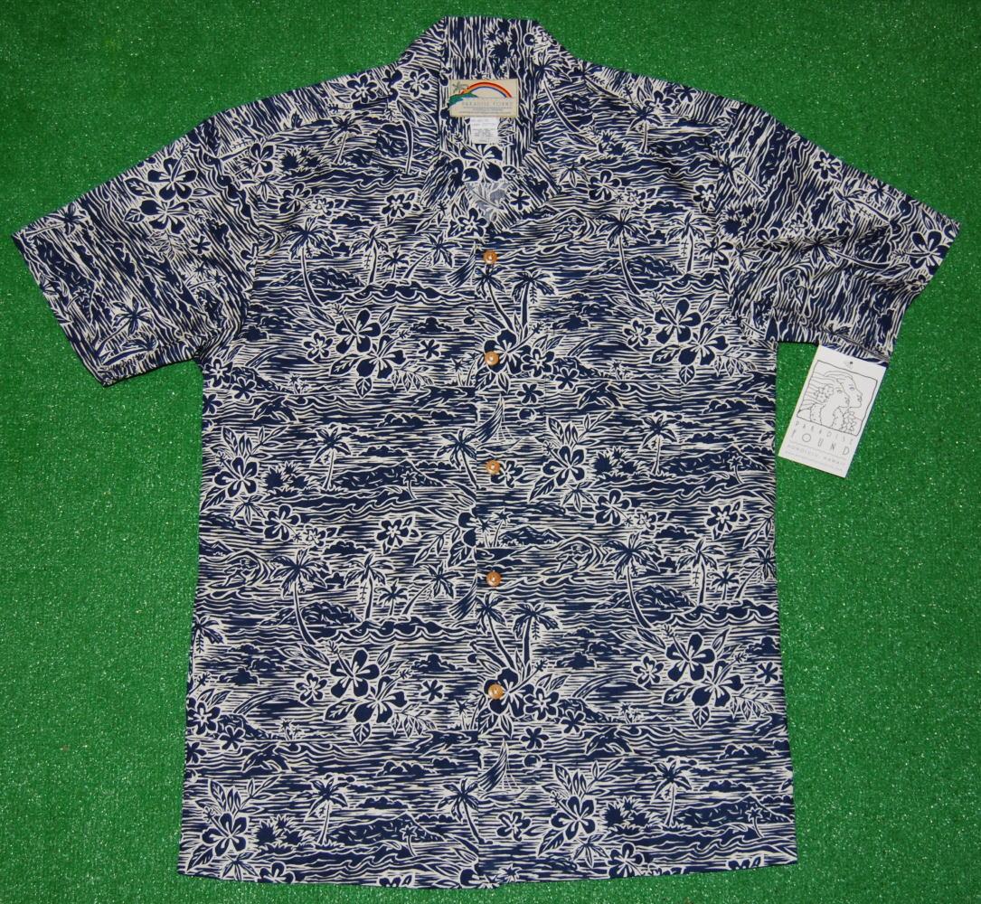 アロハシャツ PF107