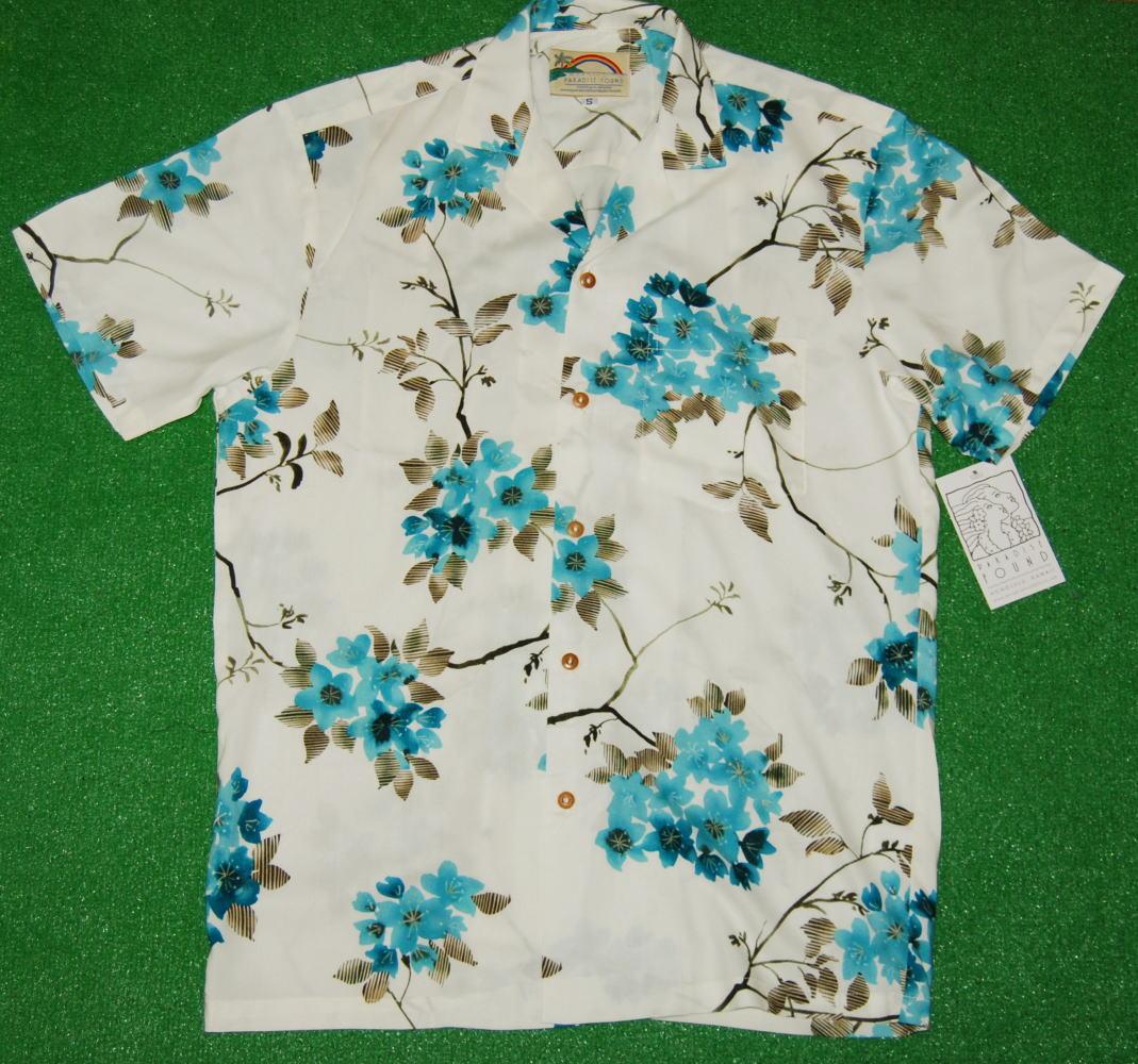 アロハシャツ PF121