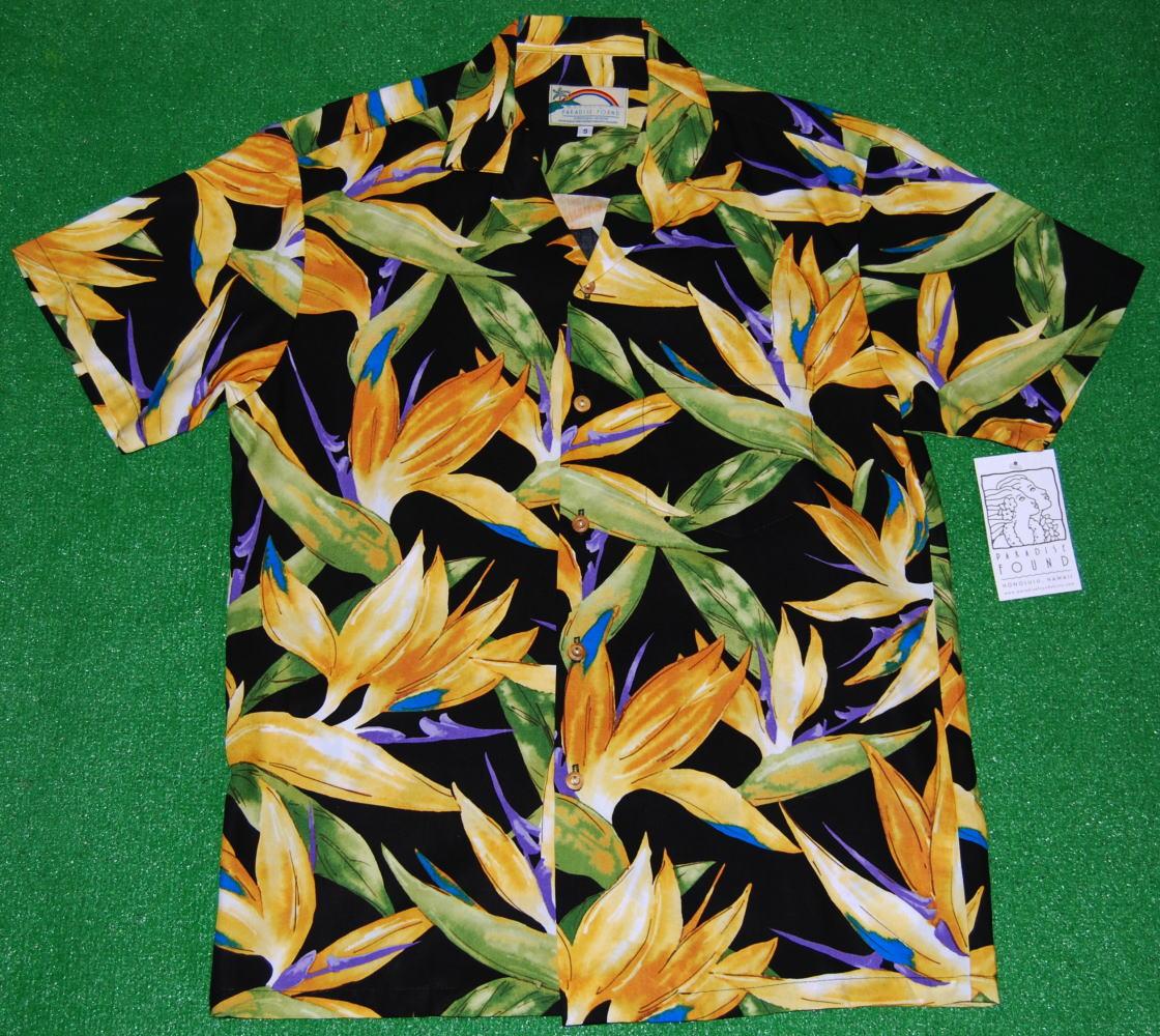 アロハシャツ PF195