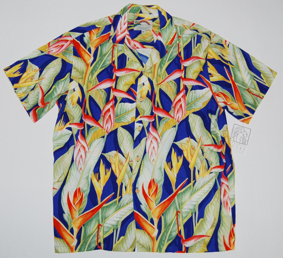 アロハシャツ PF205