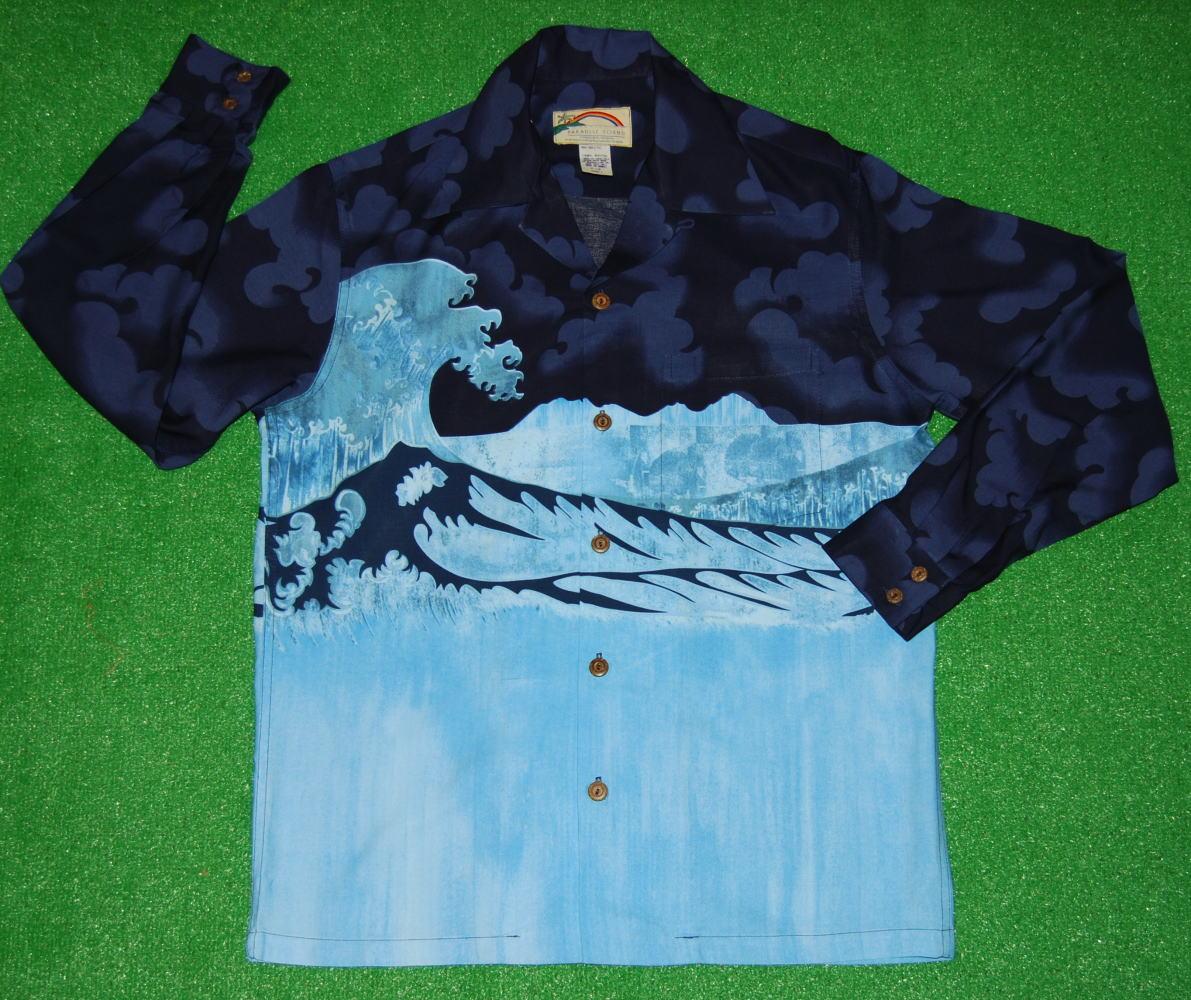 アロハシャツ PFL011