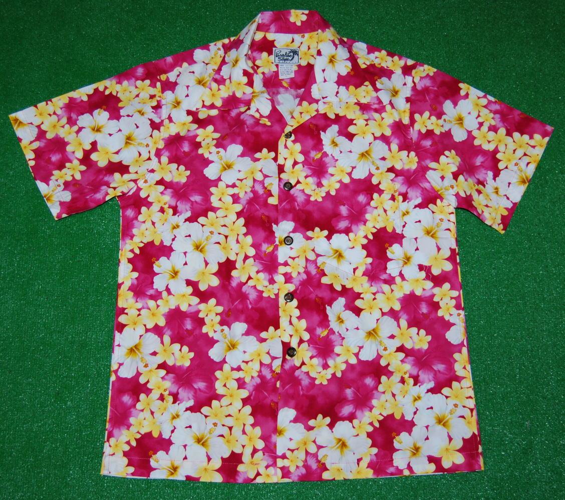 アロハシャツ PSS083
