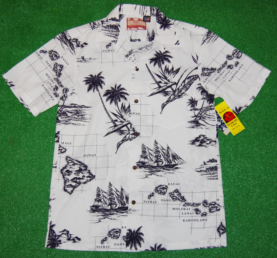 アロハシャツ RJC013