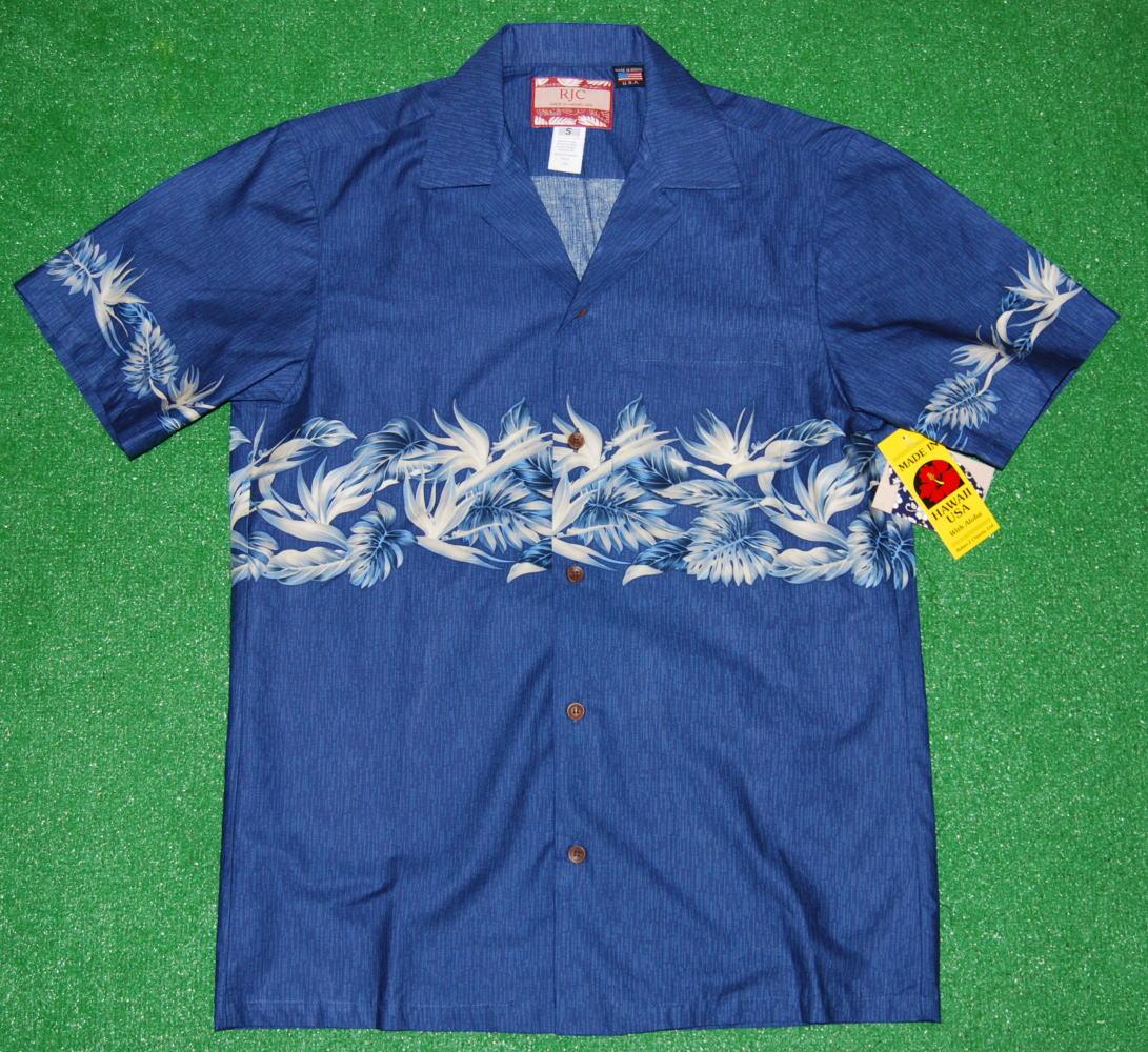 アロハシャツ RJC022