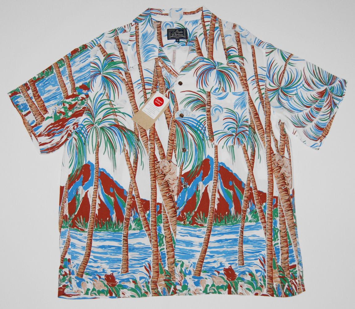 アロハシャツ SDSP035WH