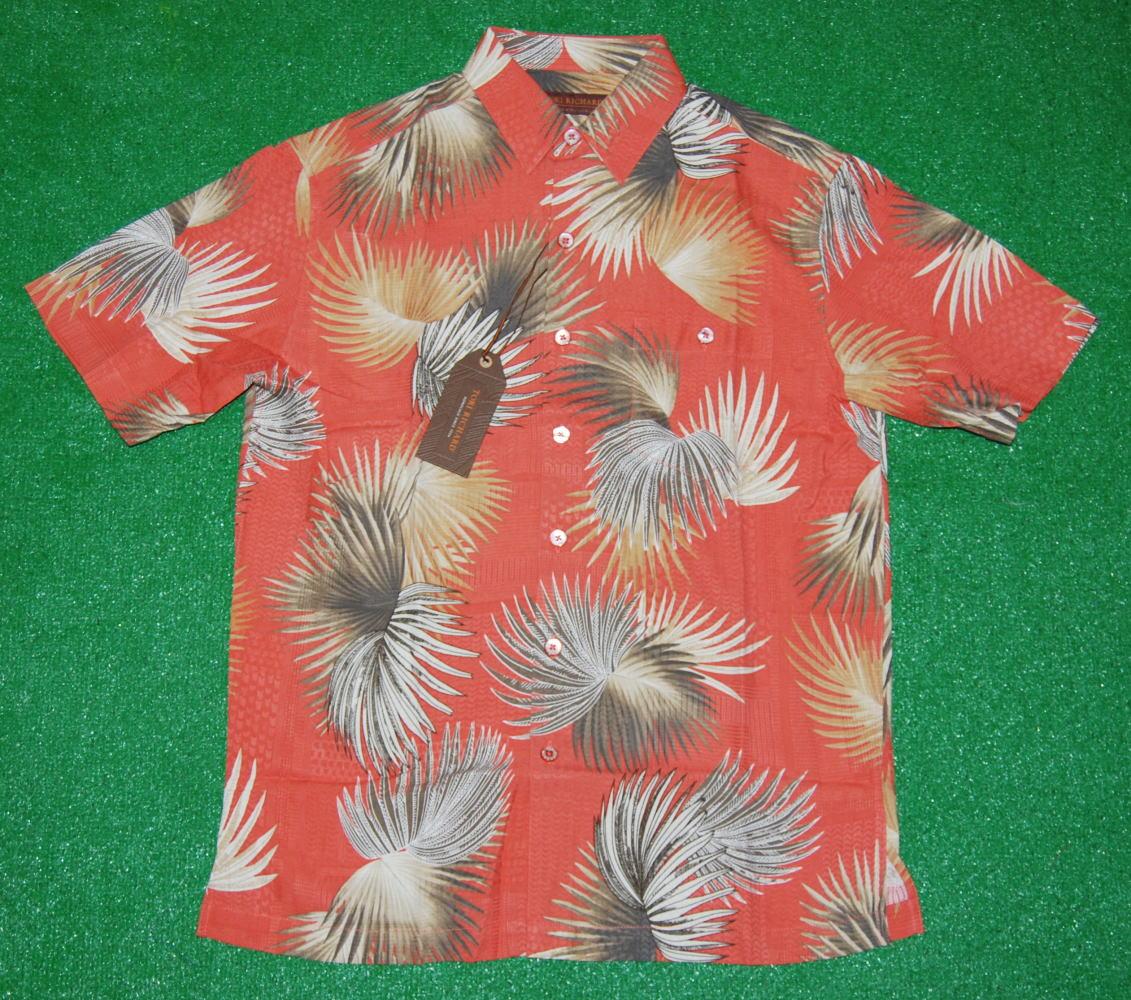 アロハシャツ TOR018