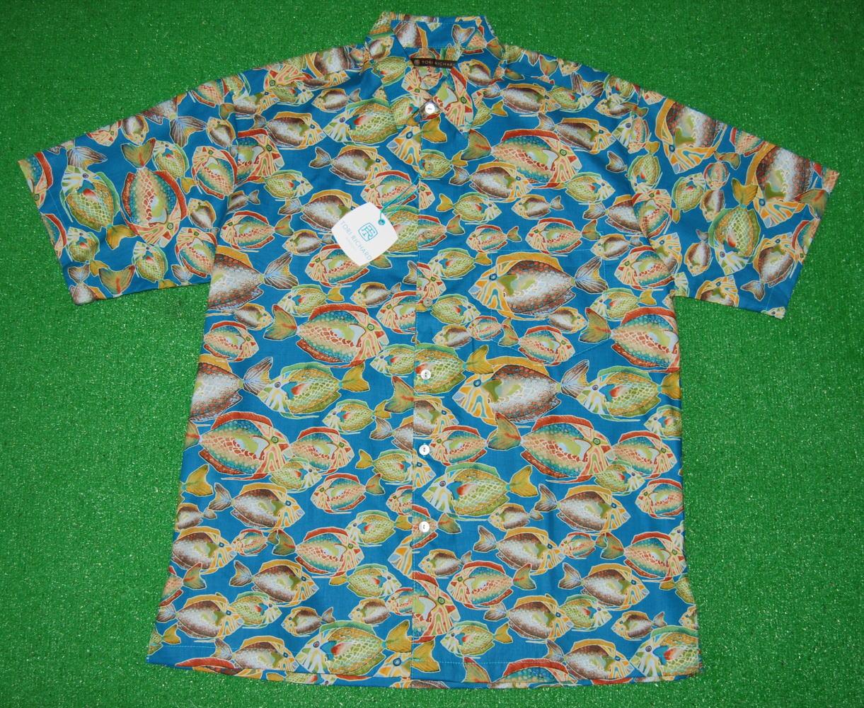 アロハシャツ TOR041