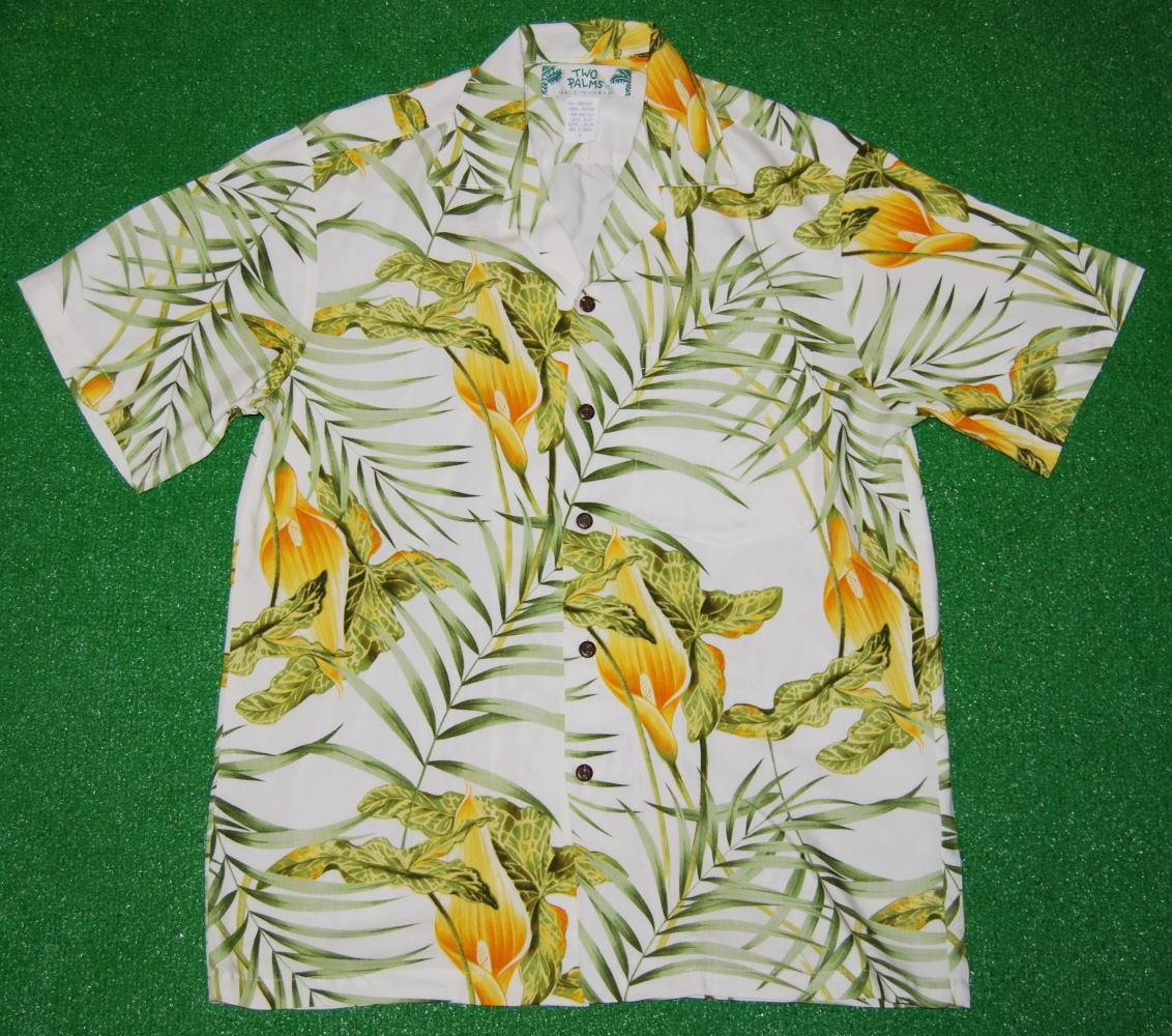 アロハシャツ TWO013