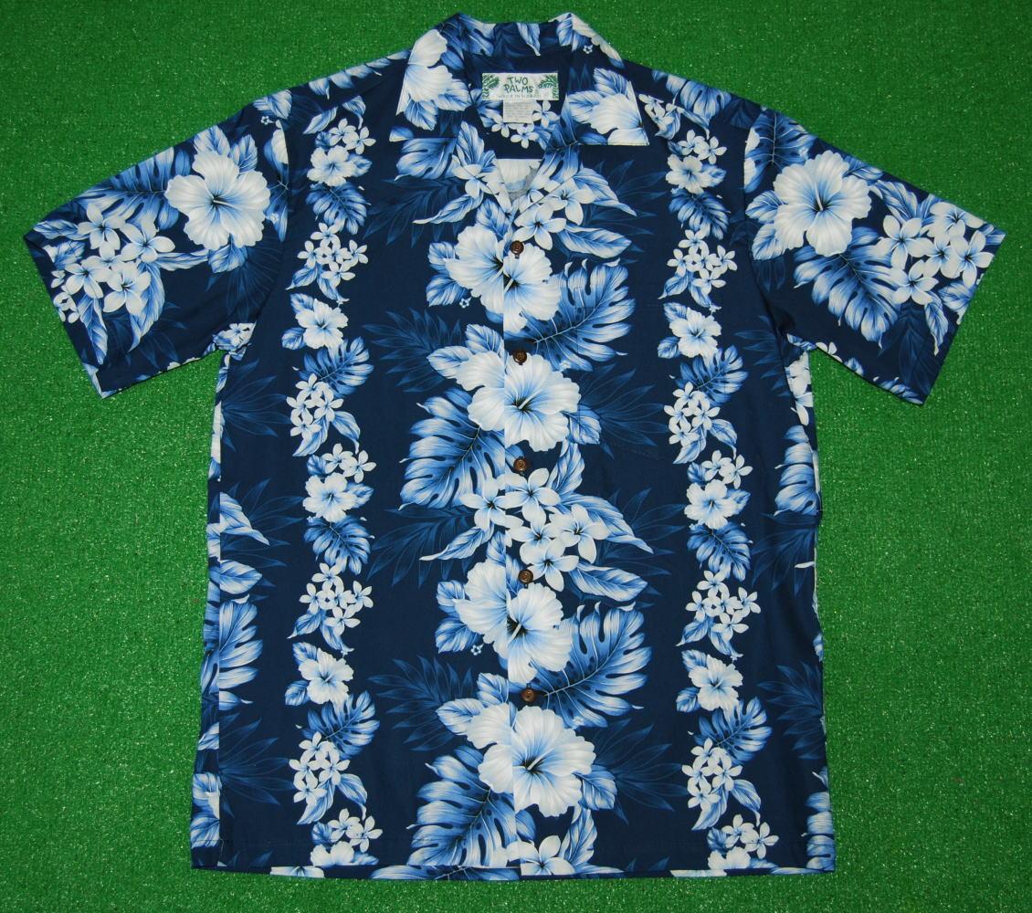 アロハシャツ TWO022