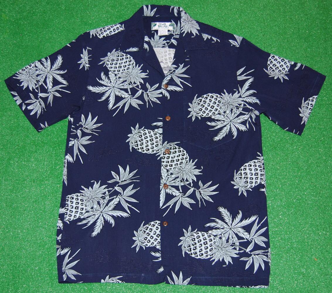 アロハシャツ TWO028