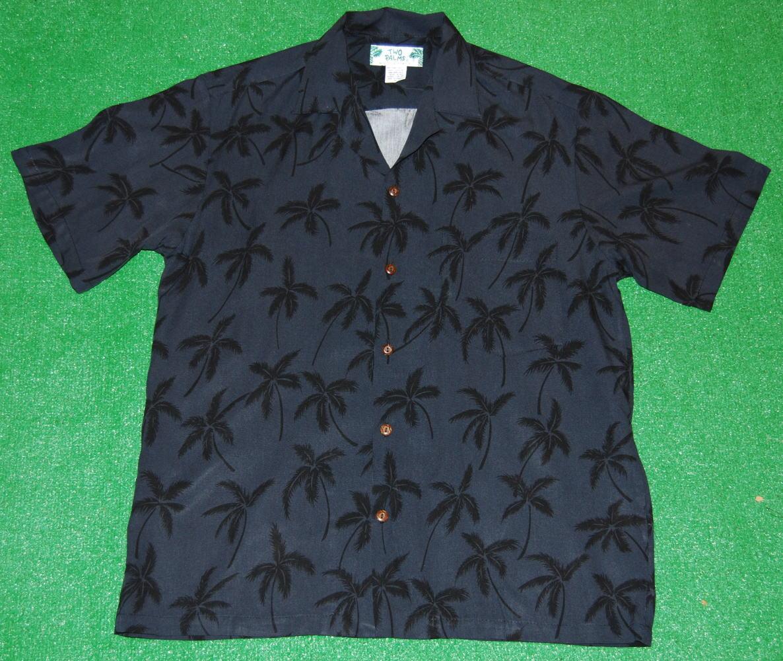 アロハシャツ TWO029