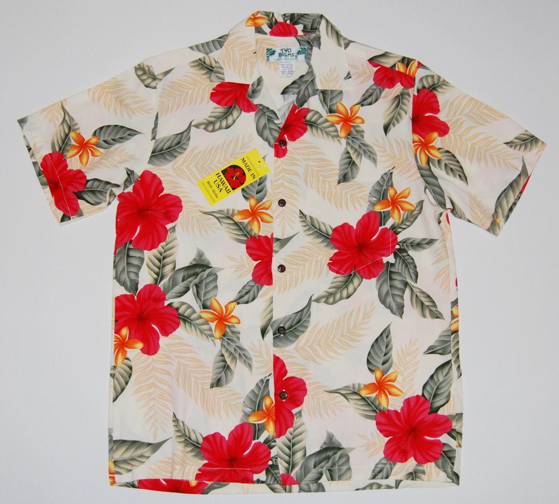 アロハシャツ TWO051