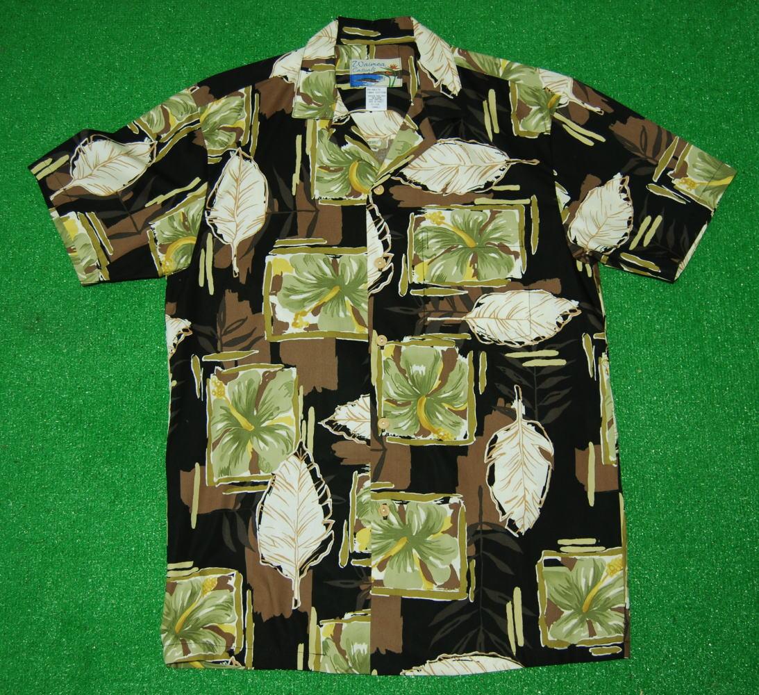 アロハシャツ WC015