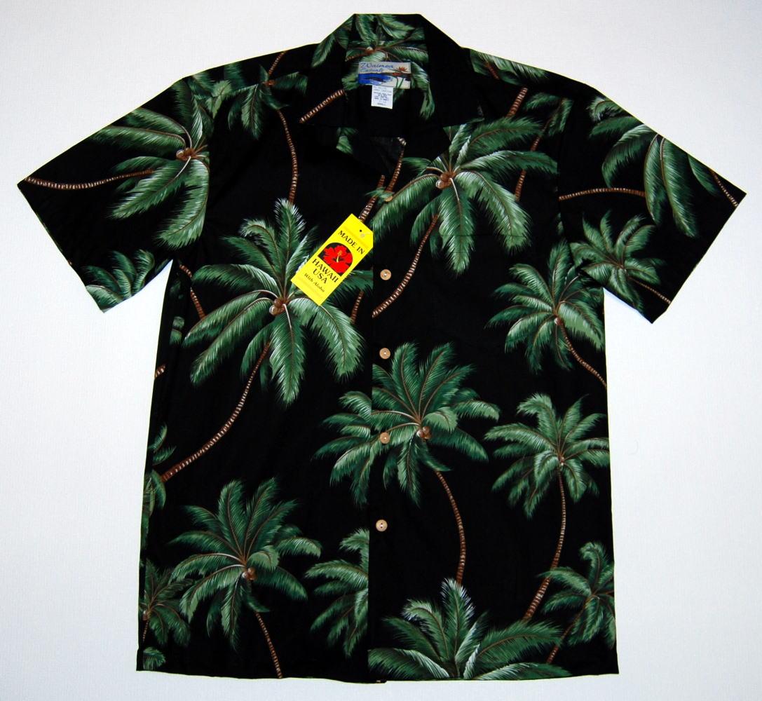 アロハシャツ WC026